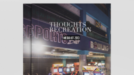 Thoughts & Recreation Media Kit 2013